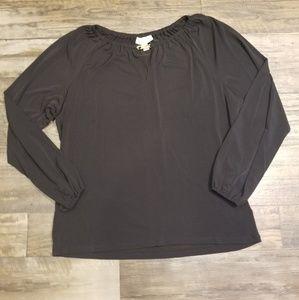 Michael Kors long sleeve top size XL